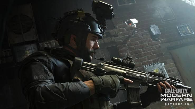 Call Of Duty Modern Warfare Will Not Be Sold On Russian Ps Store Modern Warfare Call Of Duty Warfare