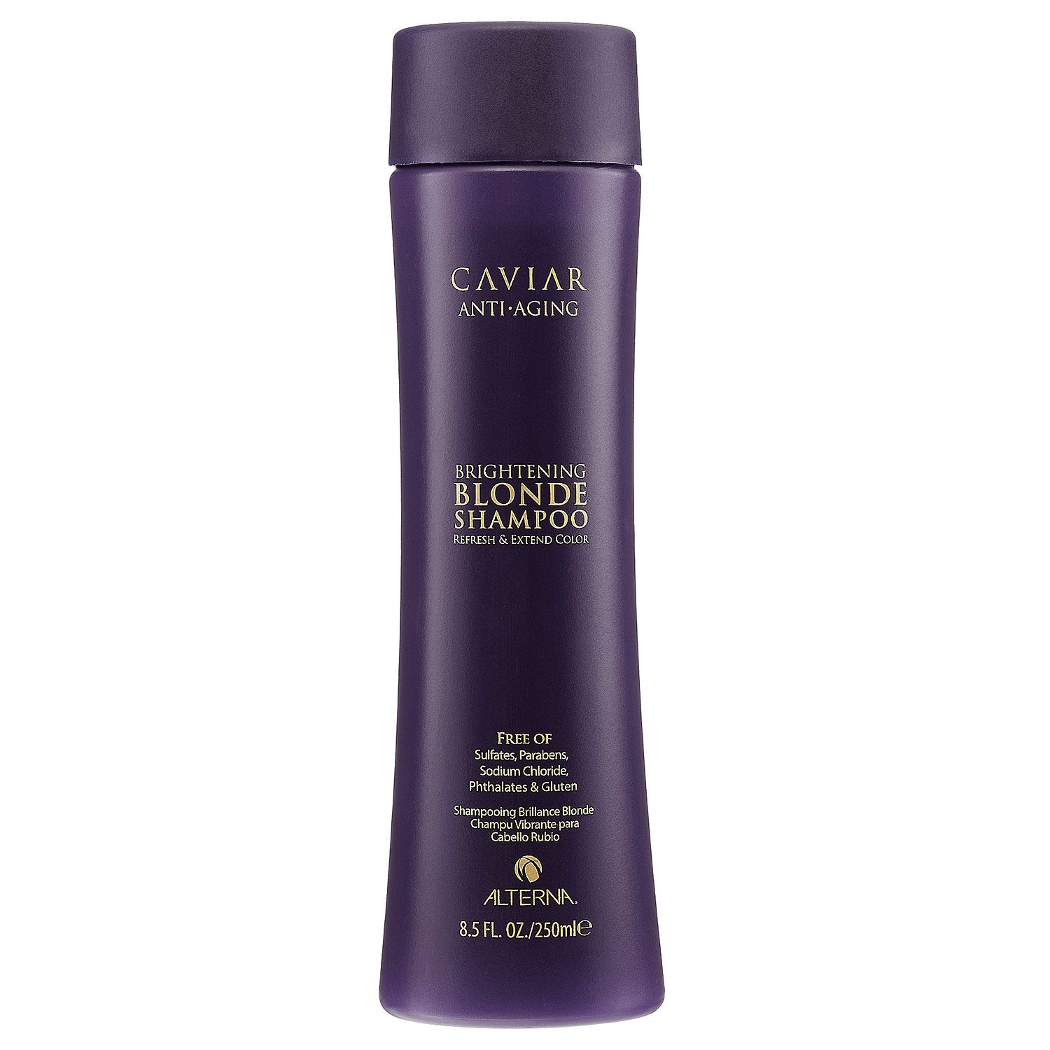 What It Is A Sulfate Free Cleanser That Refreshes Blonde Tones