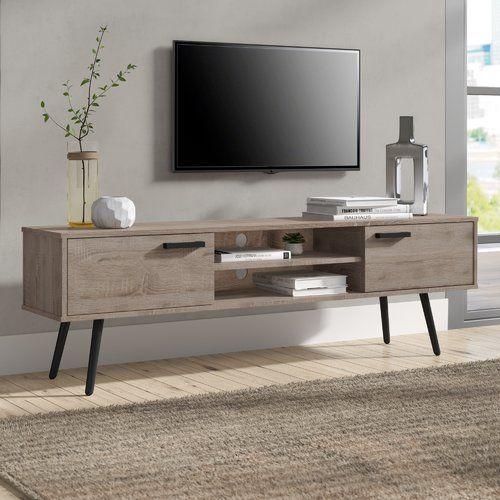 Tv Lowboard Murfreesboro Fur Tvs Bis Zu 70 Scanmod Design