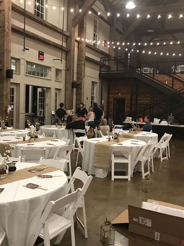 Muhlhauser Barn - Venue - West Chester, OH - WeddingWire ...
