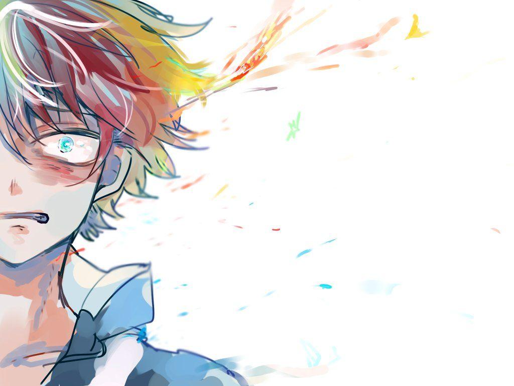 蜂 出番 ヌ08a On My Hero Academia Shouto Hero My Hero