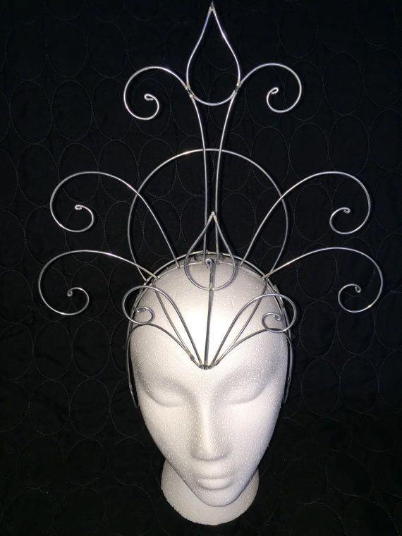 CarnivalSamba Custom Headpiece Frame Design New Design  Custom Made