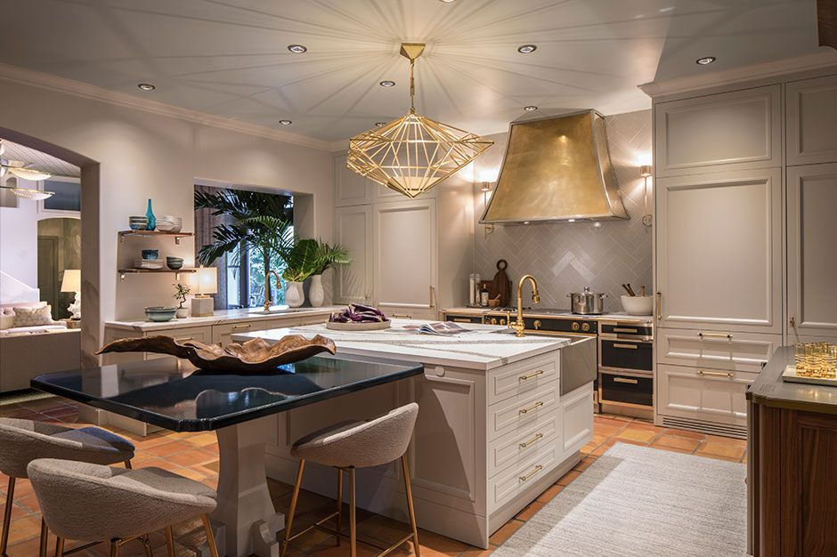 2017 Kips Bay Palm Beach Show House | Kitchen By Matthew Quinn, Design  Galleria Kitchen