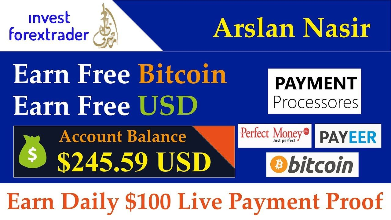 invest bitcoin and earn
