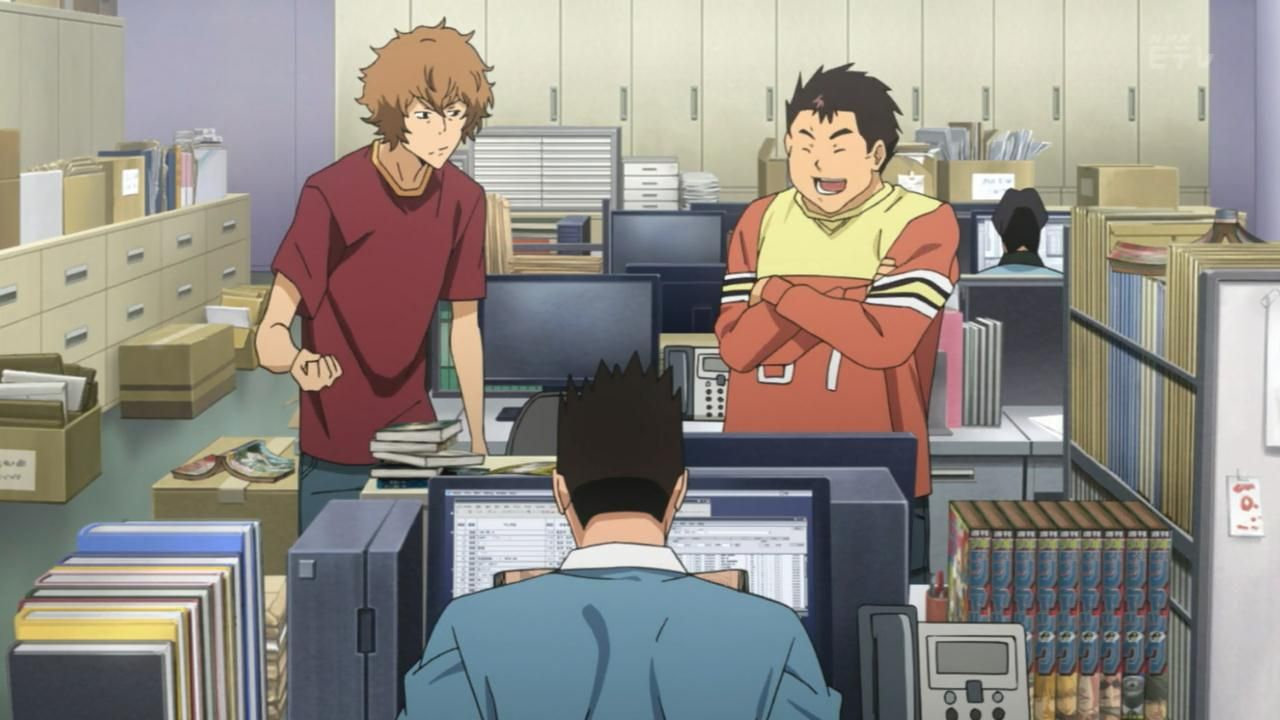 Bakuman 3 episode 03 (With images) Anime reviews