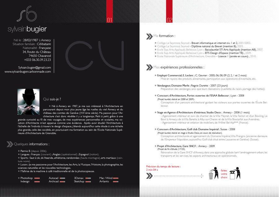 My Curriculum Vitae By Szwaan Deviantart Com On Deviantart Curriculum Vitae Cv Design Creative Resume Design