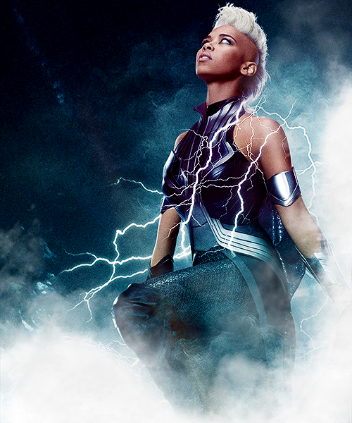 Young Storm Storm marvel