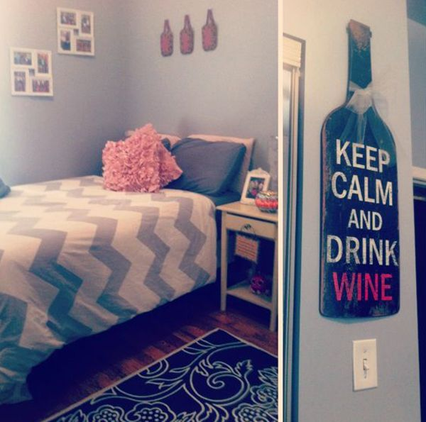 15 Cool College Bedroom Ideas | Home Design And Interior. College Apartment  BedroomsCollege Girl ...