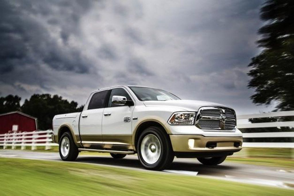 2015 Dodge Ram brings the style and power. www