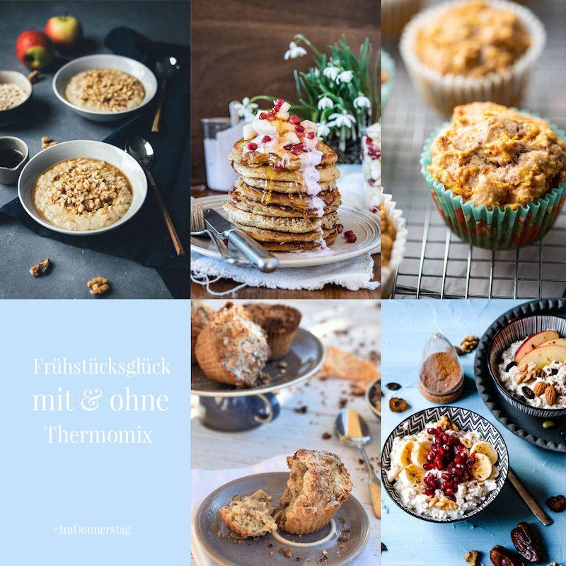 Bircher Müsli (Thermomix Rezept) | Recipe in 2020 | Food ...