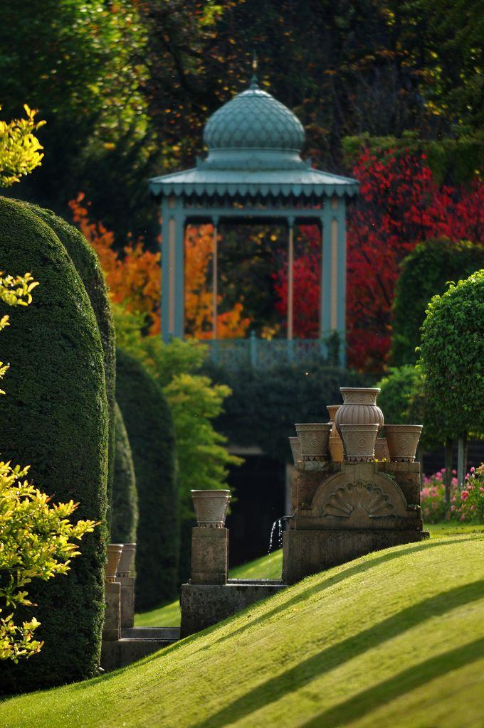 Botanic Garden I Offentlicher Garten Wilhelma Stuttgart Und Stuttgart