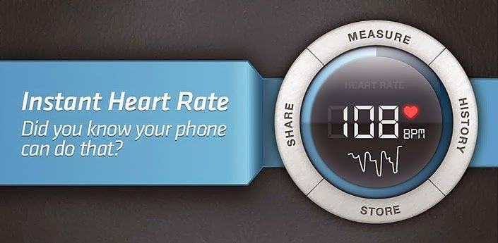 Instant Heart Rate – Pro 2.5.12 APK Download Free