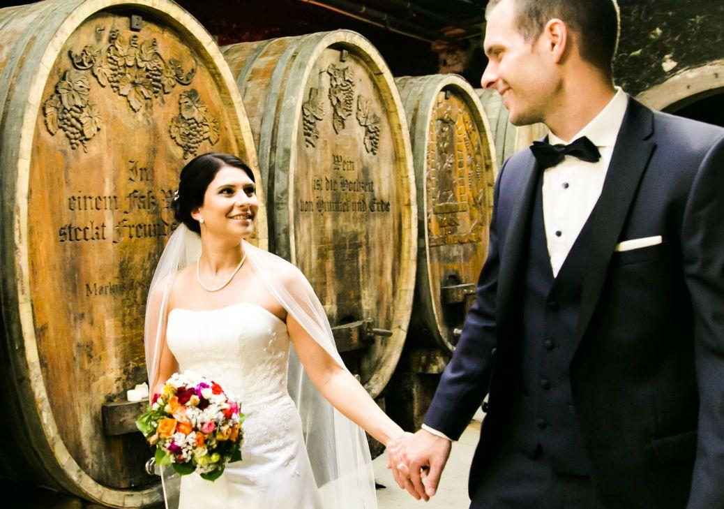 Hochzeit Pfalz Heiraten Weingut Hochzeit