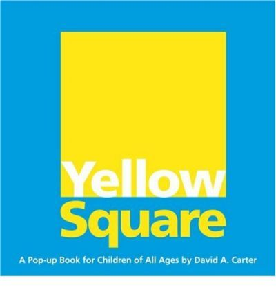 The fourth installment of Carter's acclaimed color series features a yellow square. Readers can search beautiful, modern pop-ups to discover the hidden yellow square on each spread. Packaged in a resealable bag. Full color.