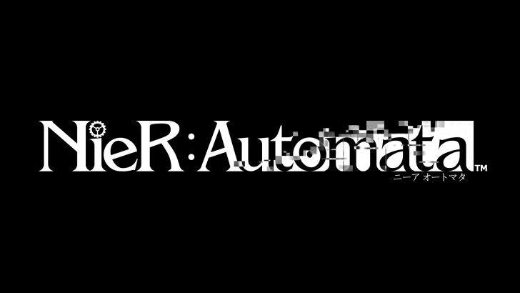 Nier Automata Game Logo Wallpaper Nier Automata Automata Nier Automata Ps4