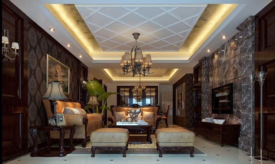 Living Luxury Villa Design Fancy Bedroom Luxury Living Room