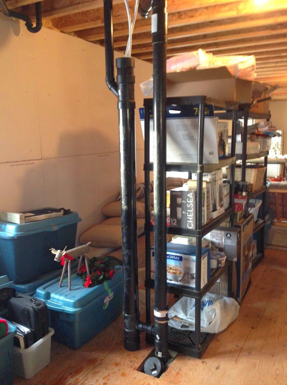 DIY Shower Water Heat Exchanger Diy shower, Solar energy
