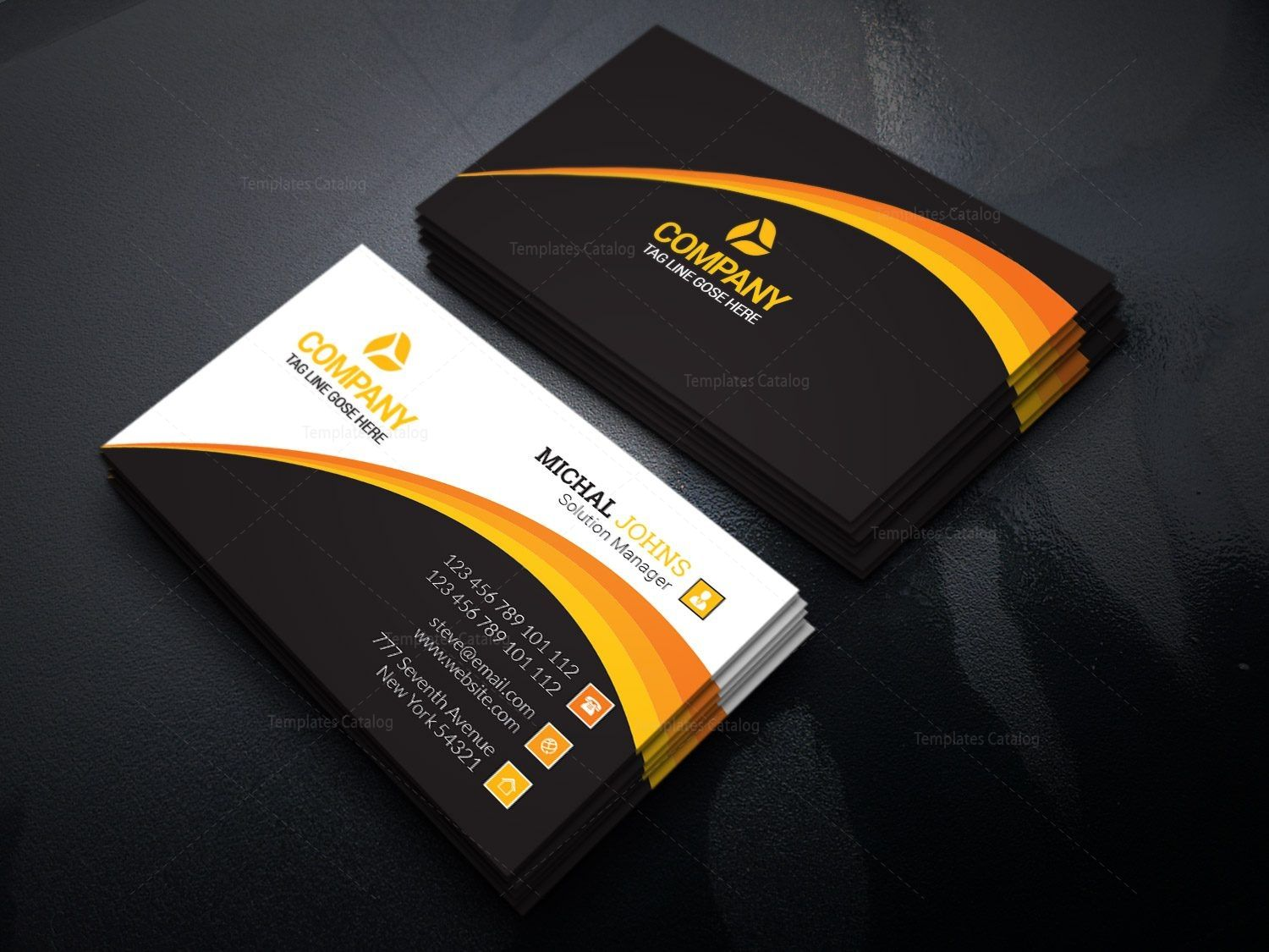 Design Amazing Double Sided Business Card Print Ready Files In 2021 Free Business Card Mockup Printing Business Cards Make Business Cards