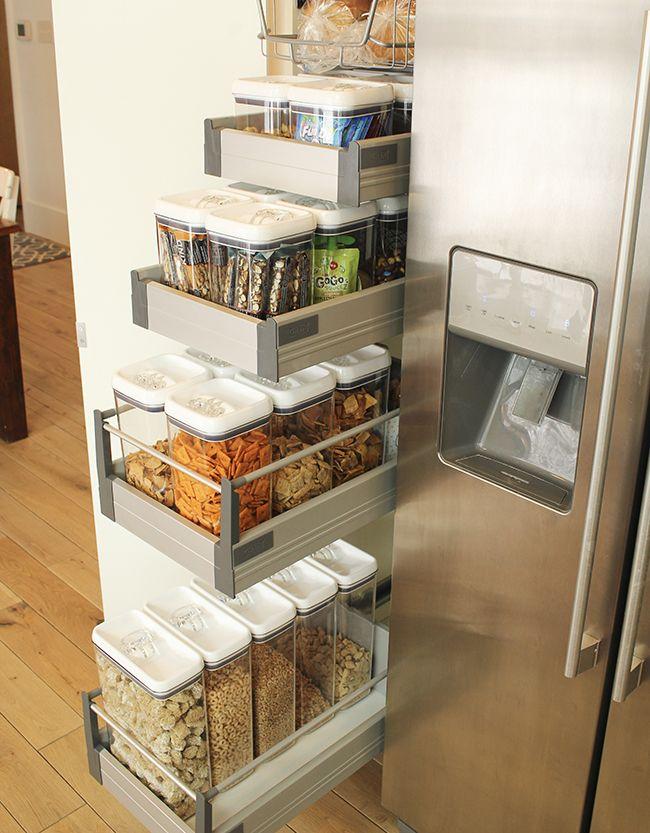 Pin de D an en Design - kitchen | Pinterest | Cocinas, Organización ...
