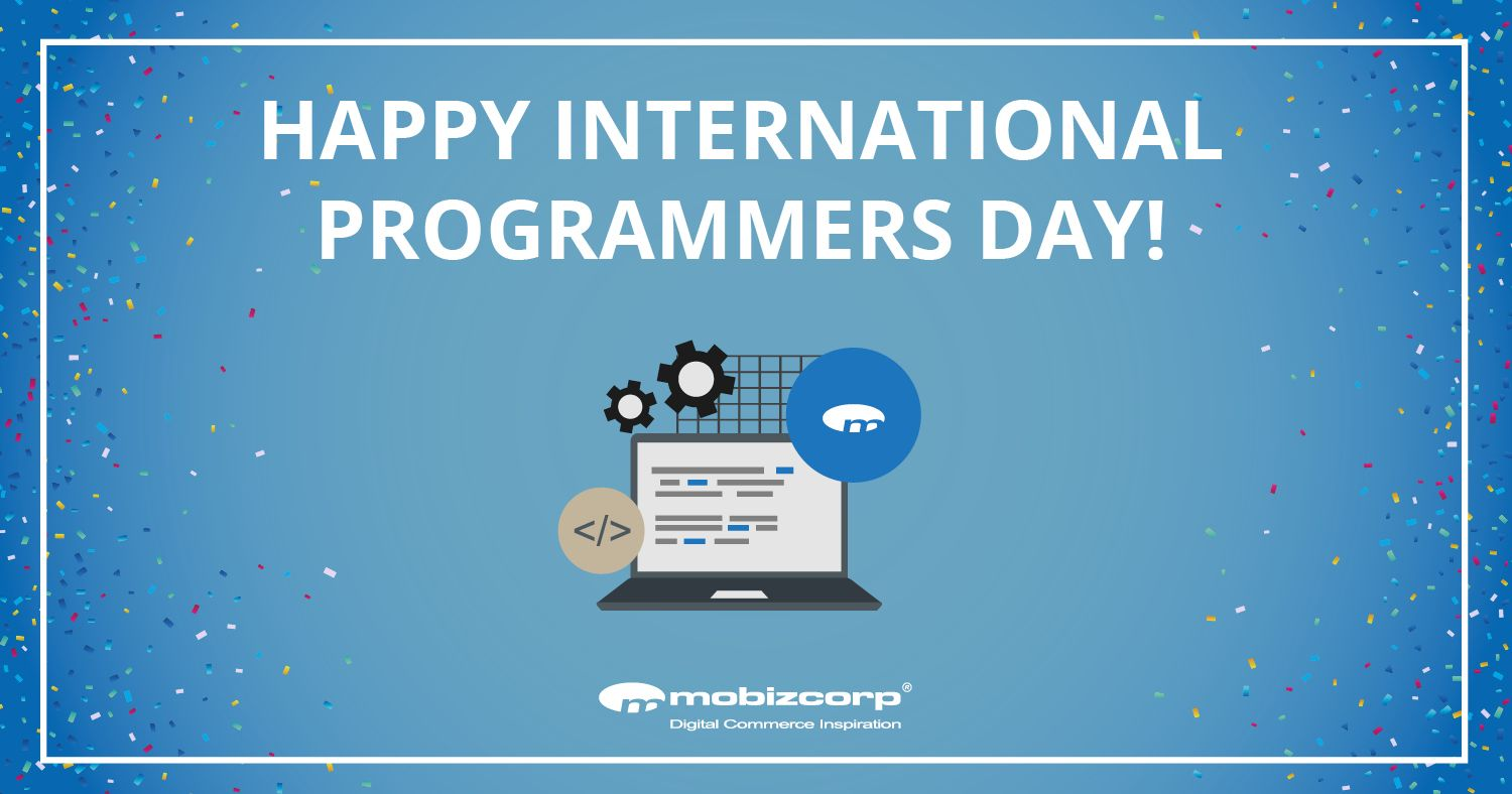 Happy International Programmers´ Day! in 2020