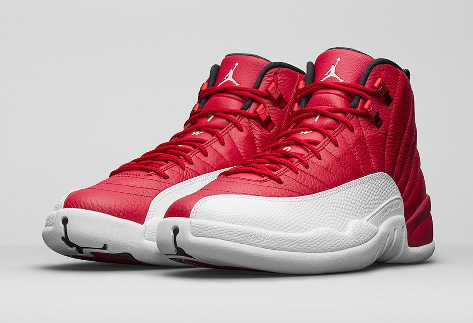 quality design f3cdb 16e33 Air Jordan 12 Retro  Gym Red White    Release Calendar