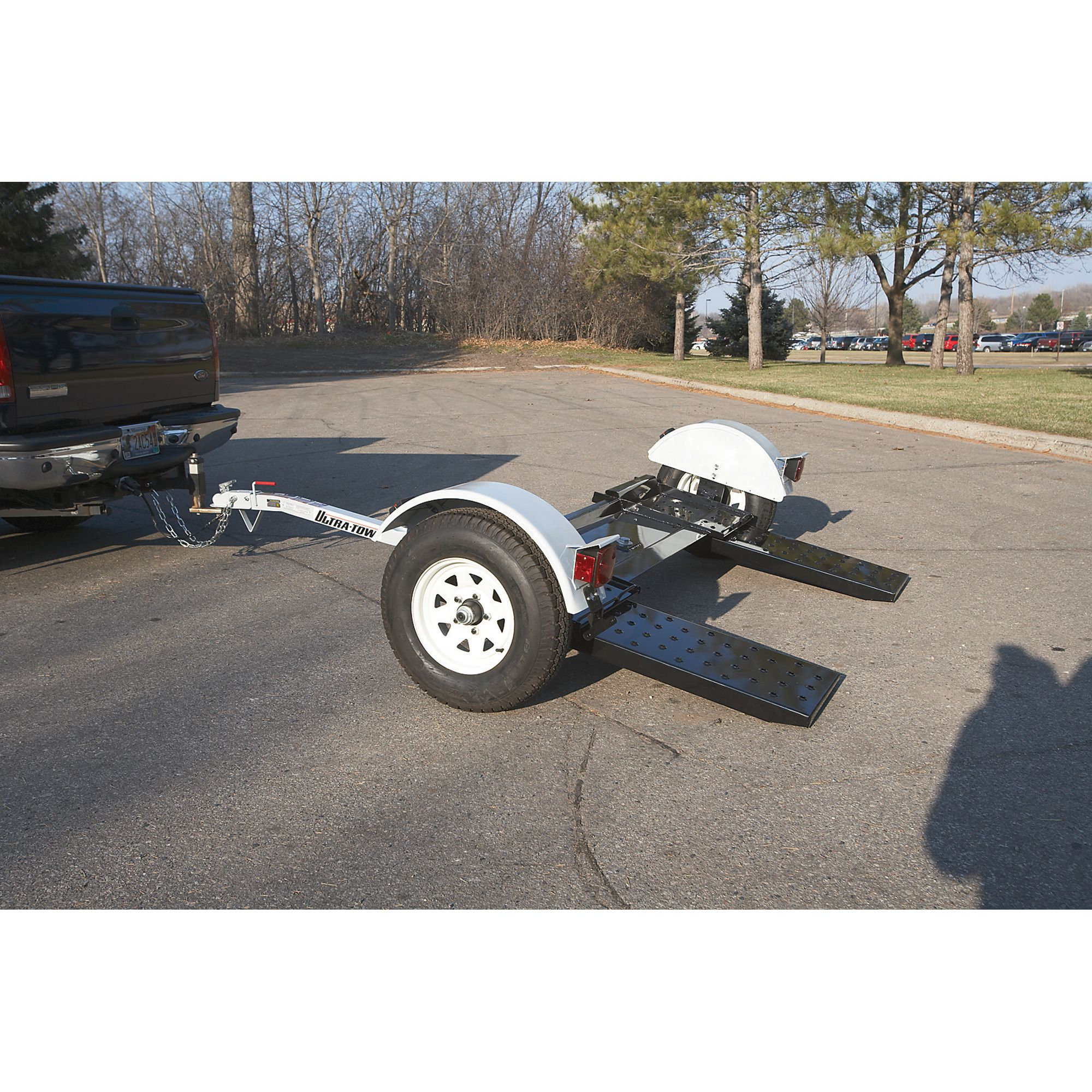 Ultra tow car tow dolly 2800 lb load capacity