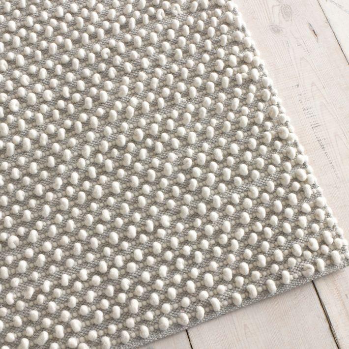 Large Bobble Floor Rugs Loaf