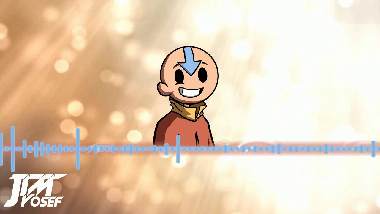 Avatar The Last Airbender Theme Jim Yosef Remix Youtube