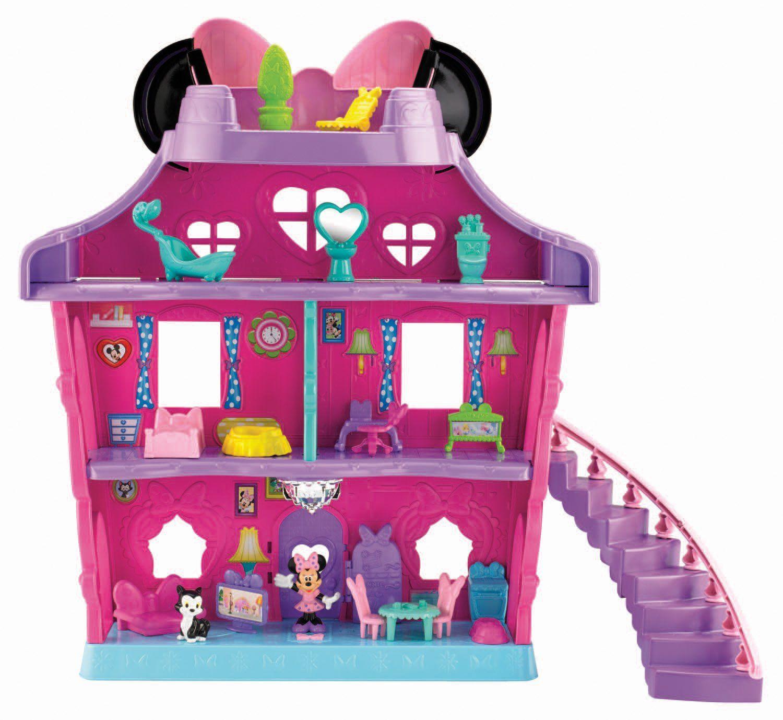 FisherPrice Minnie Mouse Minnie's Bow Sweet Home