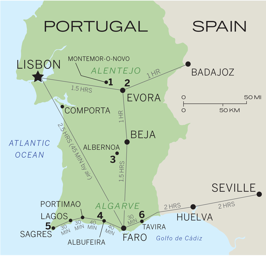 comporta mapa de portugal Hotels in Southern Portugal | Travel Destinations | Pinterest  comporta mapa de portugal