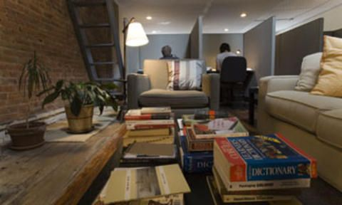 Shareable: 20 Must-See U.S. Coworking Spaces- Paragraph, NYC