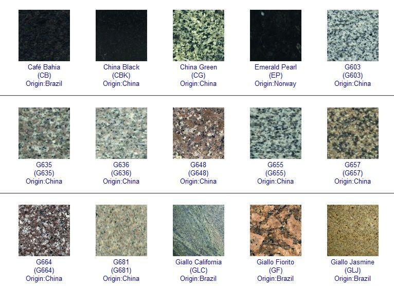 Bullnose Edge Prefab Granite Prefab Granite Countertops Granite Countertops