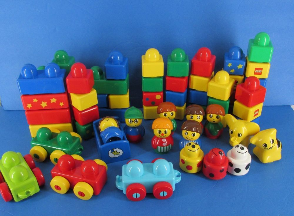 LEGO DUPLO Forest Park 10584 Building - YouTube   What Are Duplos