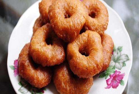 Resep Dan Cara Membuat Kue Cincin Asli Bandung Kue Resep Makanan Dan Minuman