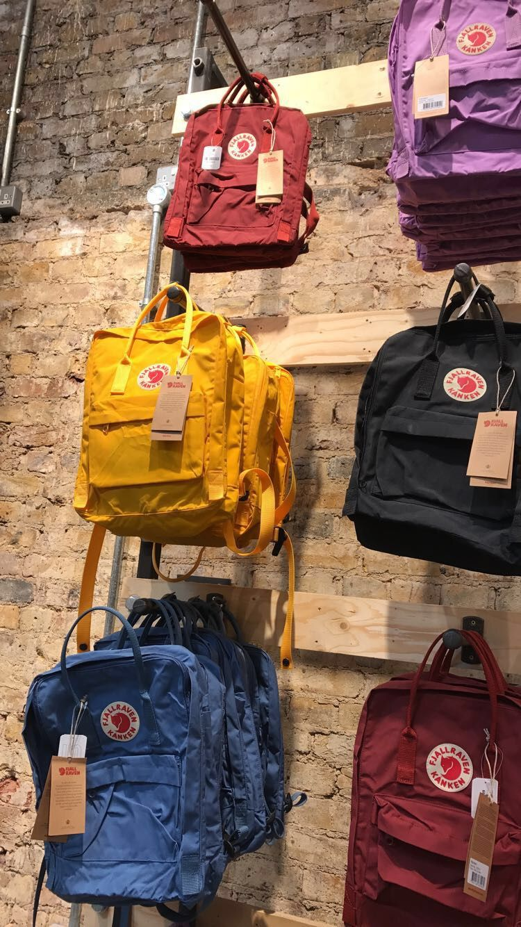 Fjallraven Kanken ❤   Backpacks ! !!  2d2365d949
