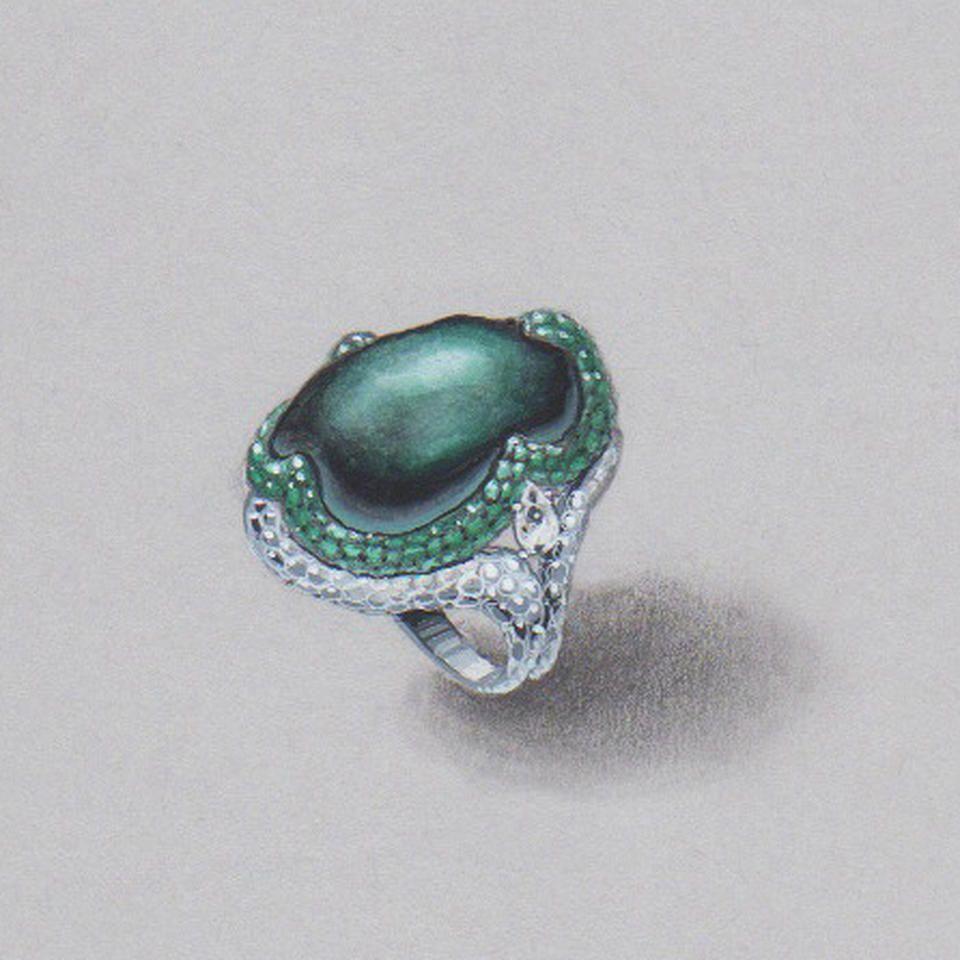 wooa jewelry designer my services draw designers