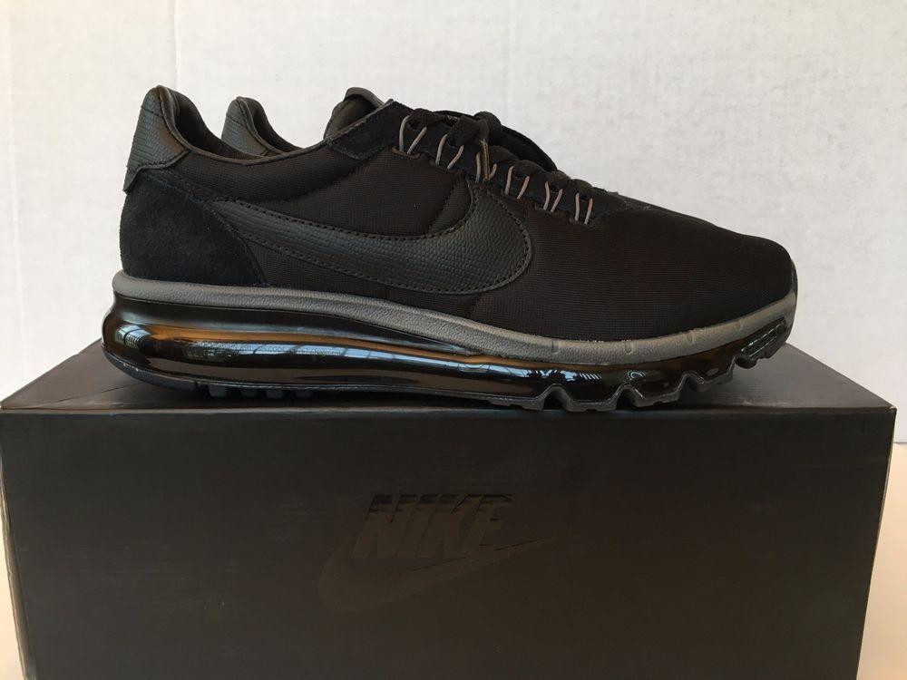 2ae7f45bd5eb NIKE AIR MAX LD-ZERO FRAGMENT BLACK 885893 001 SZ 9 BRAND NEW  Nike   AthleticSneakers