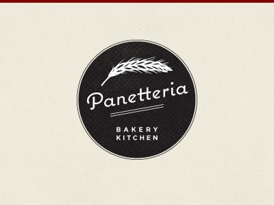 Panetteria Bakery Logo #logo #bakery