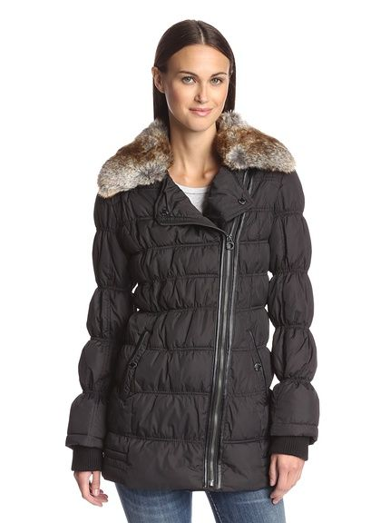 Laundry by Design Women's Puffer with Faux Fur, http://www.myhabit.com/redirect/ref=qd_sw_dp_pi_li?url=http%3A%2F%2Fwww.myhabit.com%2Fdp%2FB00X3BH27C%3F