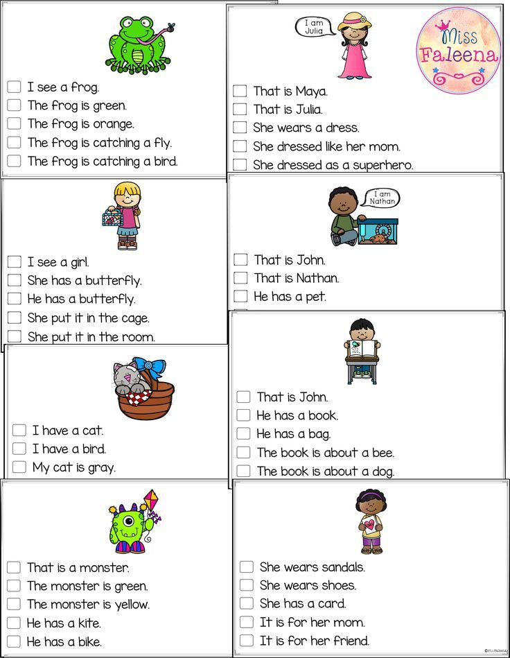 May Picture Comprehension Cards and Worksheets | TpT Language Arts ...