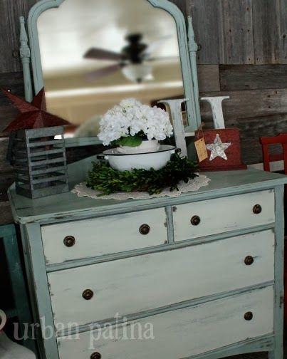 duck egg blue dresser makeover, chalk paint, painted furniture, Fresh spring inspired dresser makeover