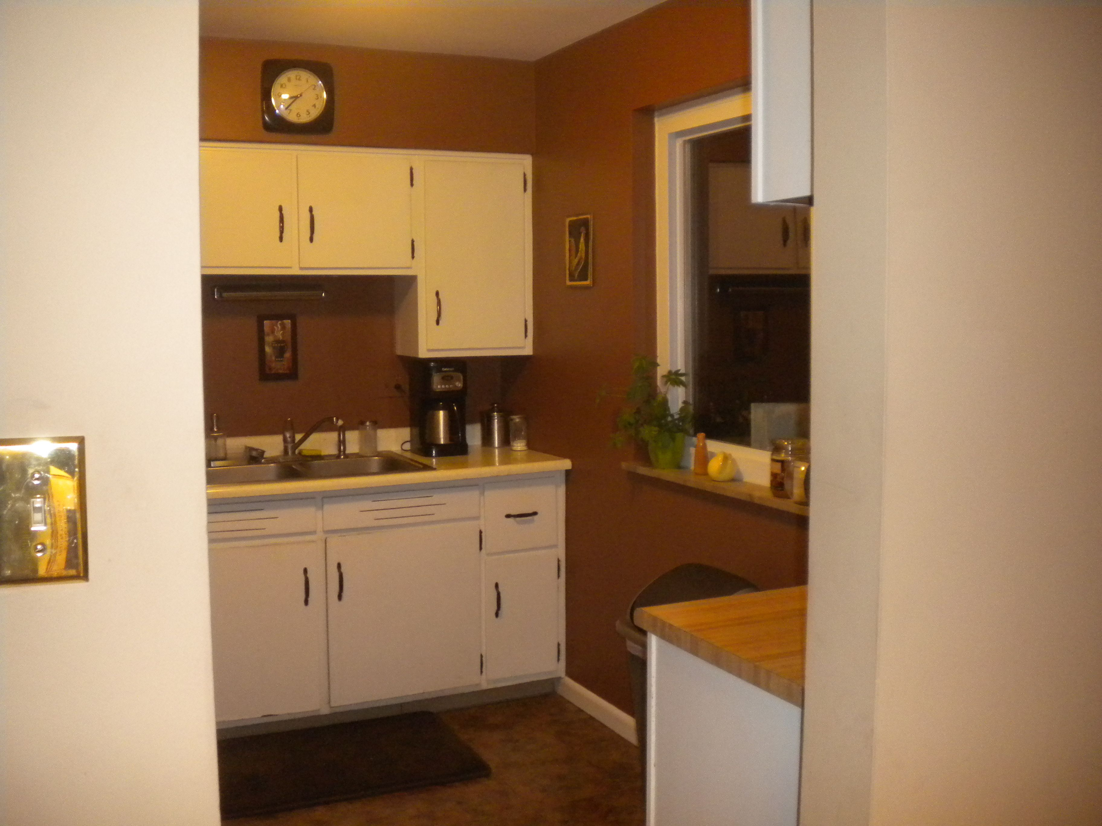 50\'s Ranch Small Kitchen Remodel Before Picture | My Small 50\'s ...