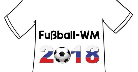 fußballwm 2018 dekotrikots im juni startet die fußball