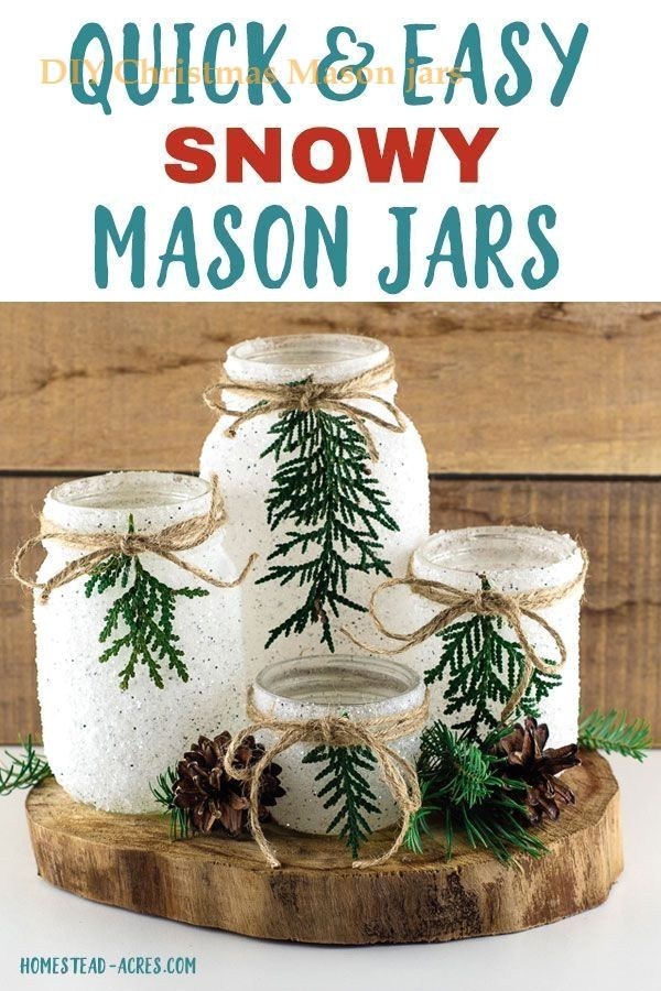 #masonjardecorating