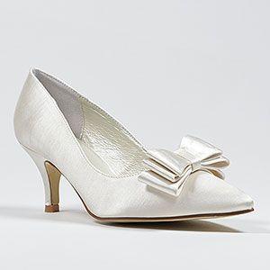 Shop Designer Menbur Wedding Shoes At My Glass Slipper.