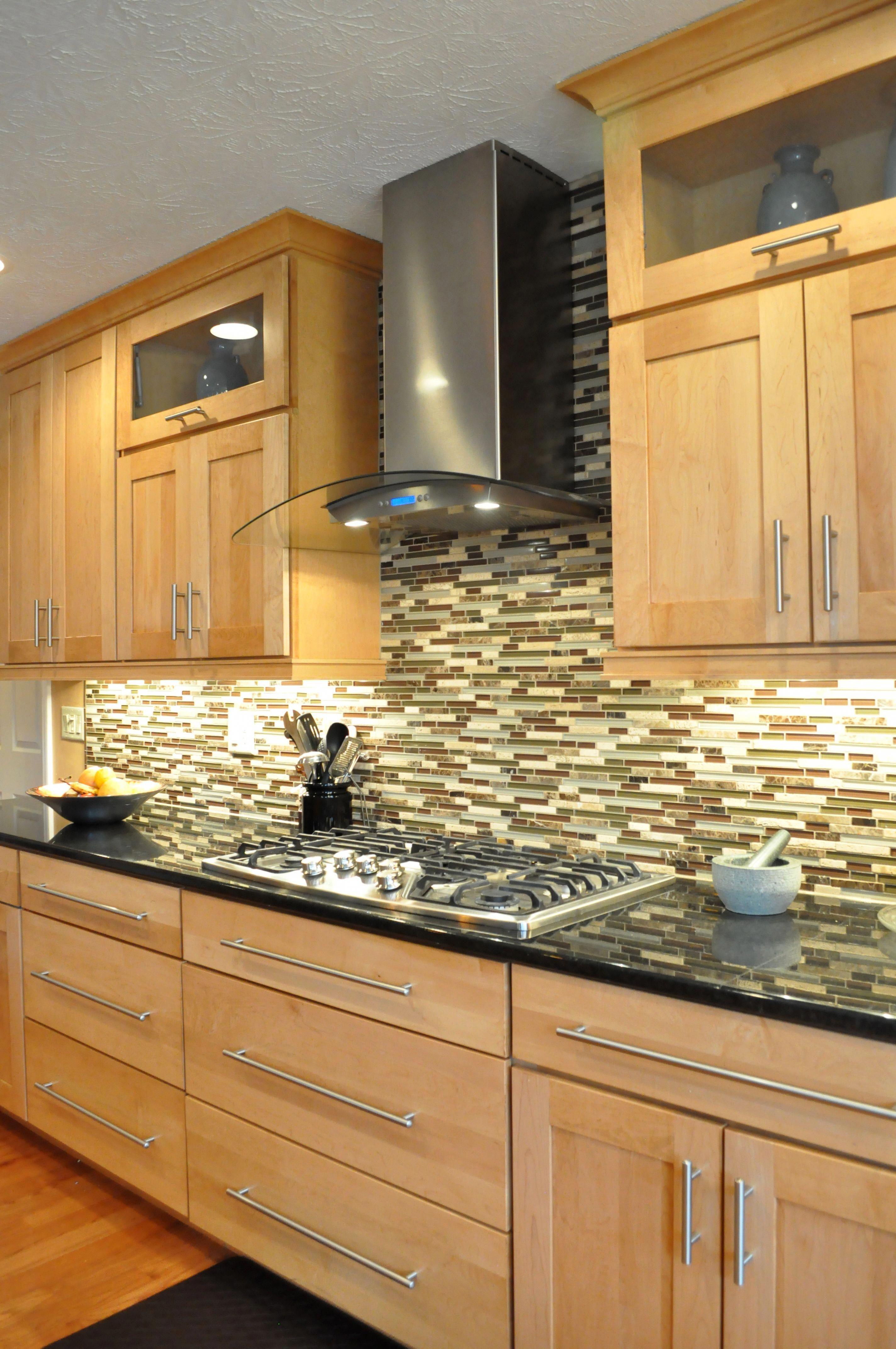 Remodeled Kitchen. Designed By @Jennifer Luckoski