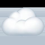 Emoji Cloud Png Picsart Ios Iphone Stiker