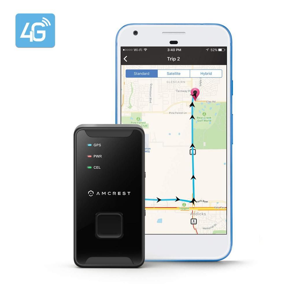 Mini Hidden GPS Tracker Car Vehicle Real Time Network Anti-Theft Tracking Device