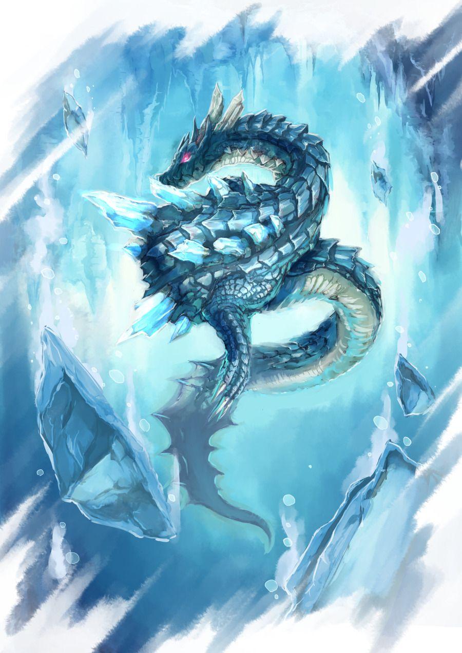 Monster Hunter Lagiacruz | Dragons/Wyverns in 2019 | Monster