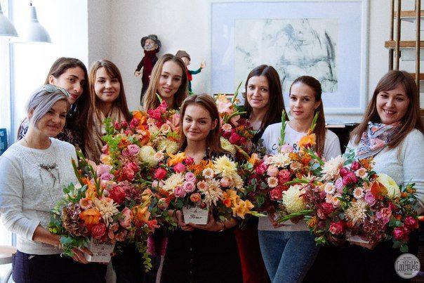 Cool Flowers Workshop